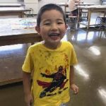「みず」って何色?・五感を使って「みず」を描こう。親子絵画教室イベントでどの様に「みず」を描いたのかお伝えします!!!!^ – ^